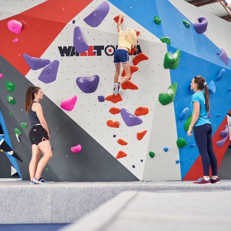 Youth Climbing